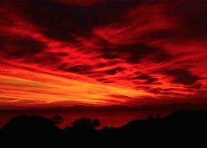 Sonnenuntergang Baja California ©Nina Fabienne Scholz
